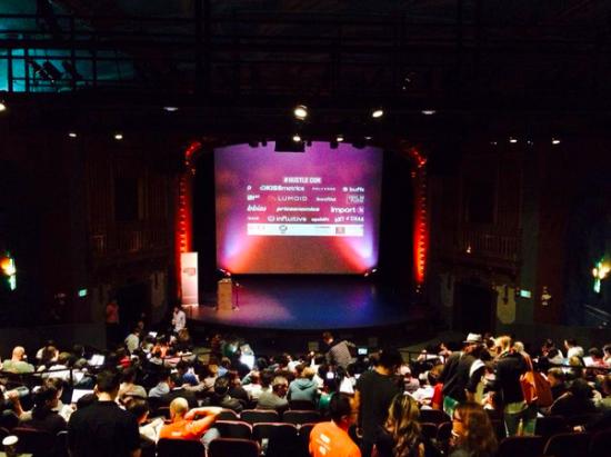 HustleCon 2014 - I went, I spoke, but Sam made $40K from it - NevBlog